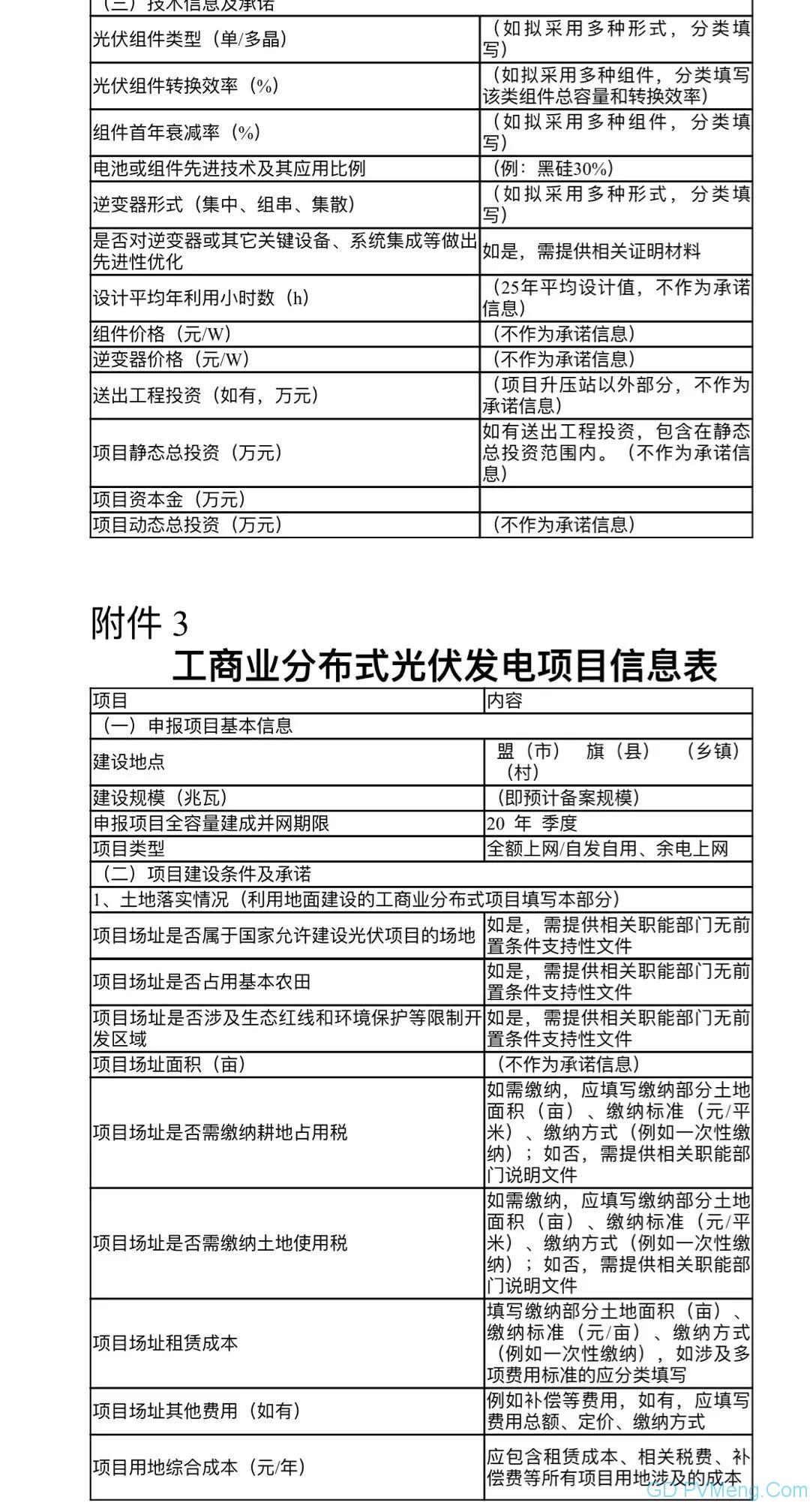 蒙6月21日下午17:00点前||内蒙古自治区2019年光伏发电项目竞争配置工作方案20190616