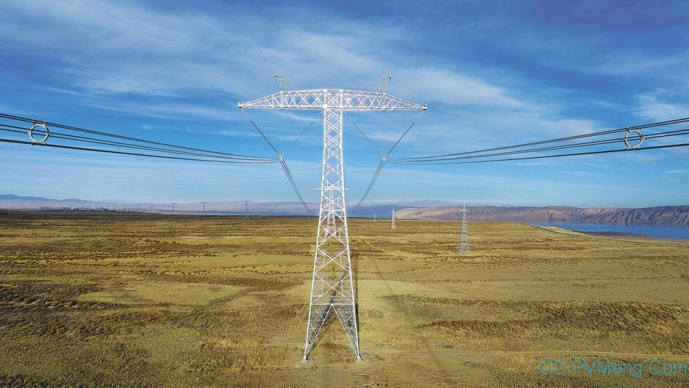 青海日报:光伏成为青海第一大电源20210422