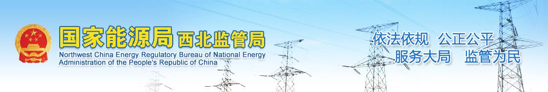 国家能源局 - 西北监管局