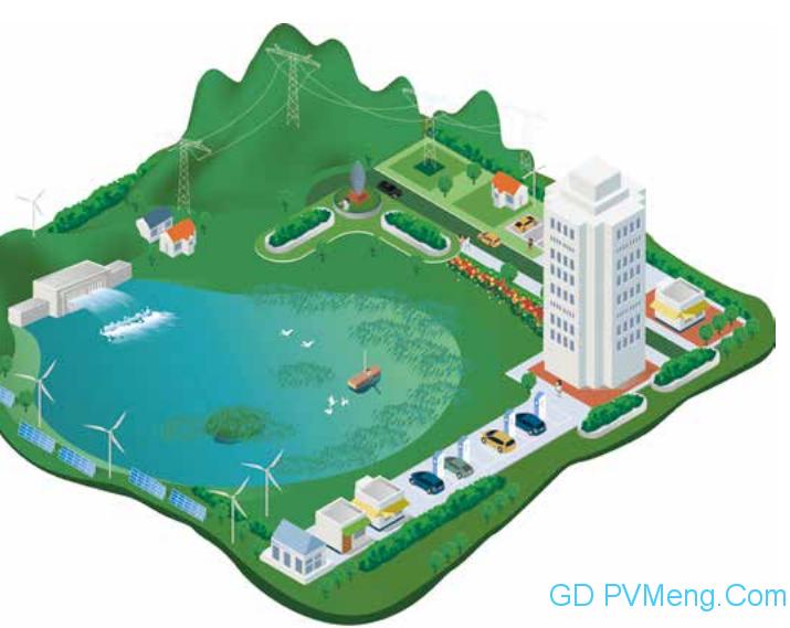 国家电网有限公司发布《服务新能源发展报告2020》20200520